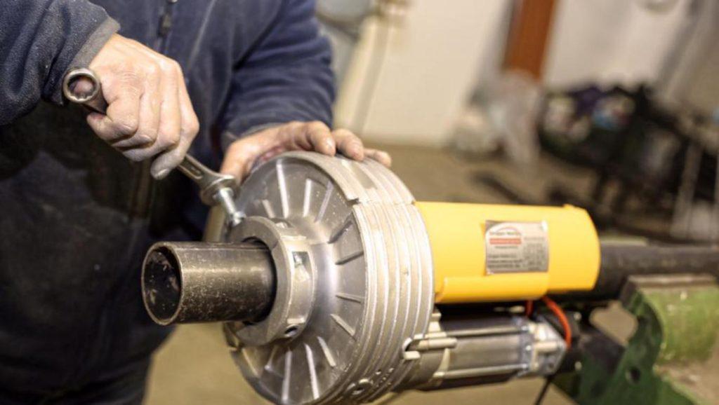 Riparazione Motore serranda